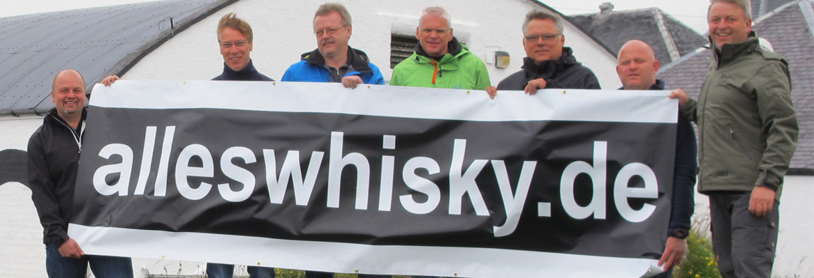 Banner Ardbeg Scotch Whisky