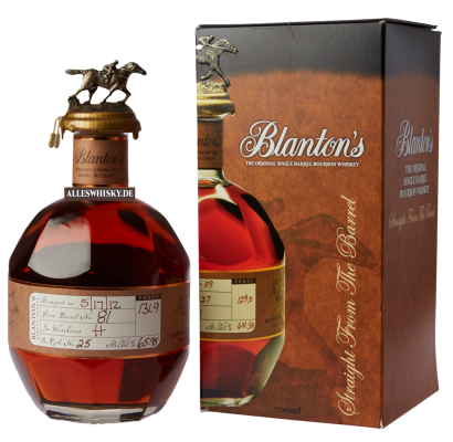 Blanton´s Straight from the Barrel 65,01% 0,7L