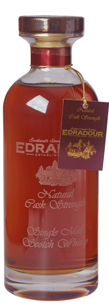 Edradour Decanter Sherryfass 2000 2015 58,1% 0,7L