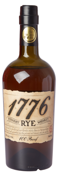 James E. Pepper 1776 Straight Rye 50% 0,7L