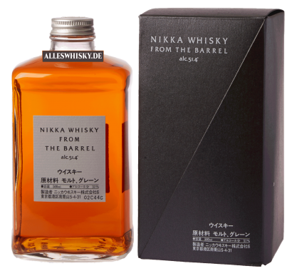 Nikka From the Barrel 51,4% 0,5L