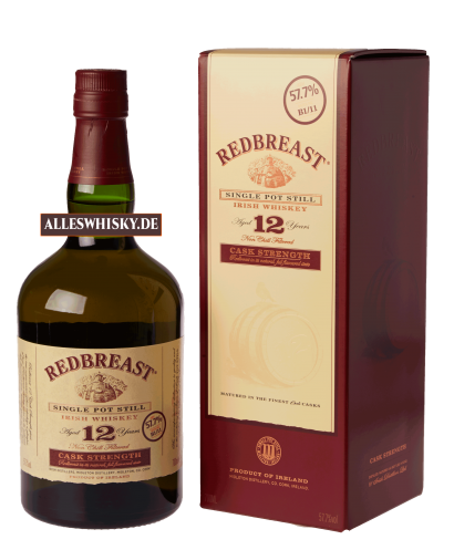 Redbreast 12 Jahre Cask Strength 57,7% 0,7L