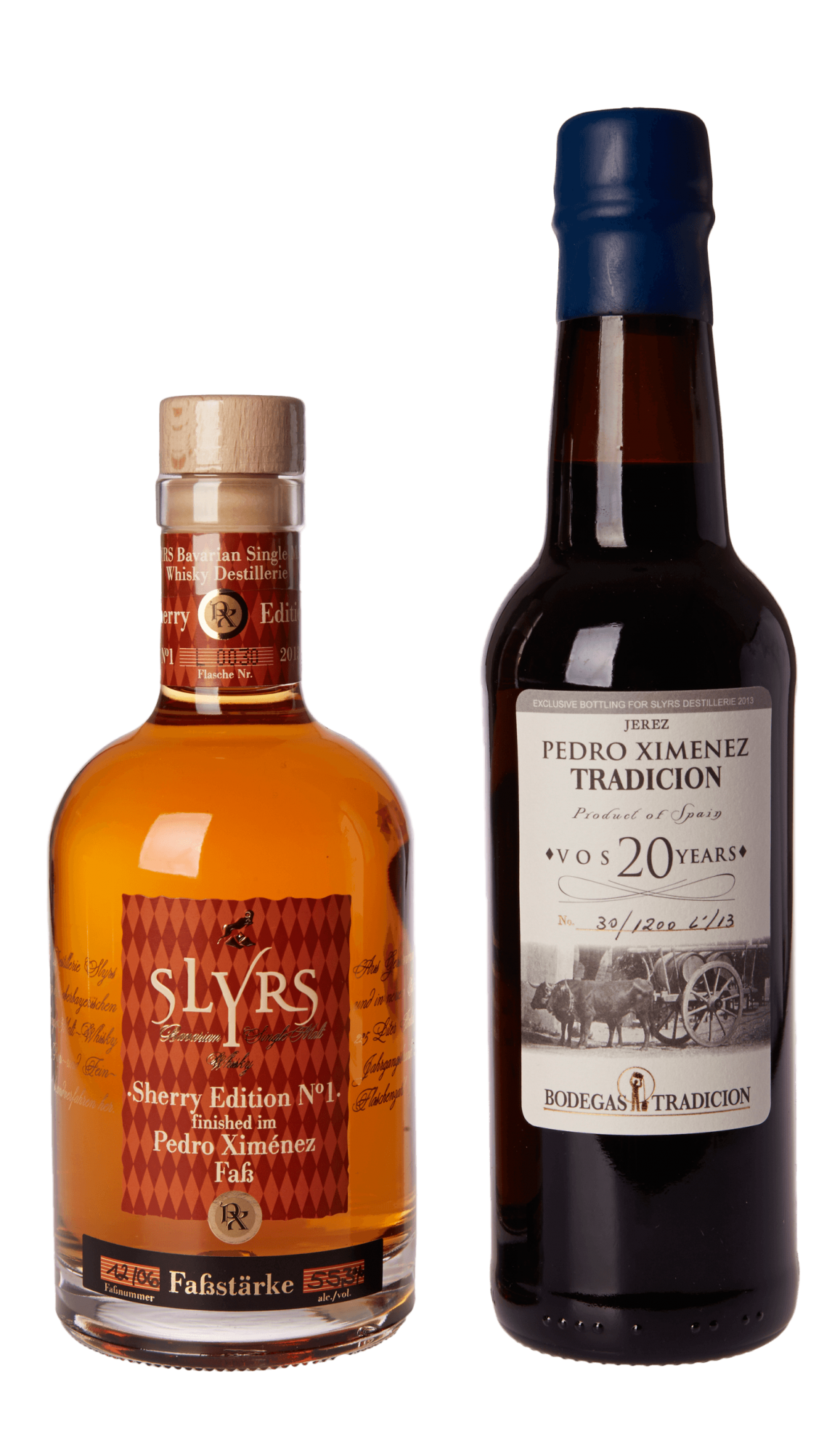 Slyrs bavarian single malt pedro ximenez