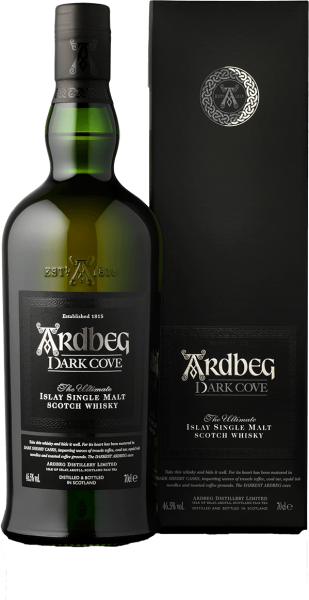 Ardbeg Dark Cove 46,5% 0,7L