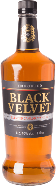 Black Velvet Canadian Blended Whisky 40% 0,7L