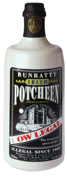 Bunratty Potcheen 40% 0,7L