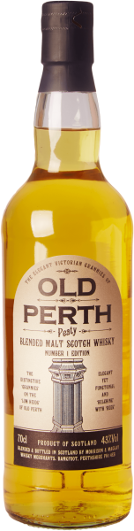 Old Perth Blended Malt Peaty 43% 0,7L