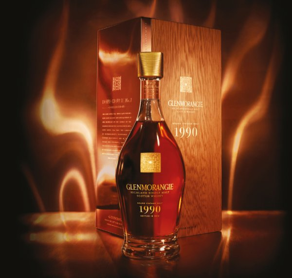 Glenmorangie Bond House No. 1 1990 2016 Whisky 43%