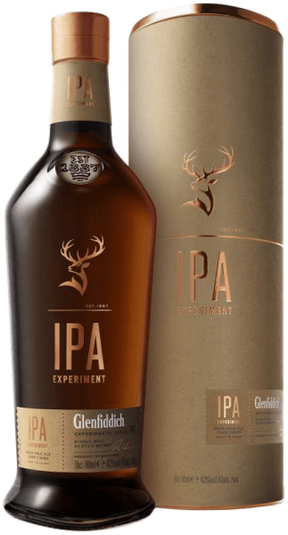 Glenfiddich IPA Experiment Whisky 47%