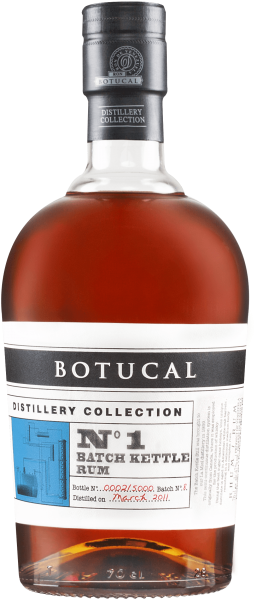 Ron Botucal Distillery Collection No.1 Batch Kettle Rum 47%