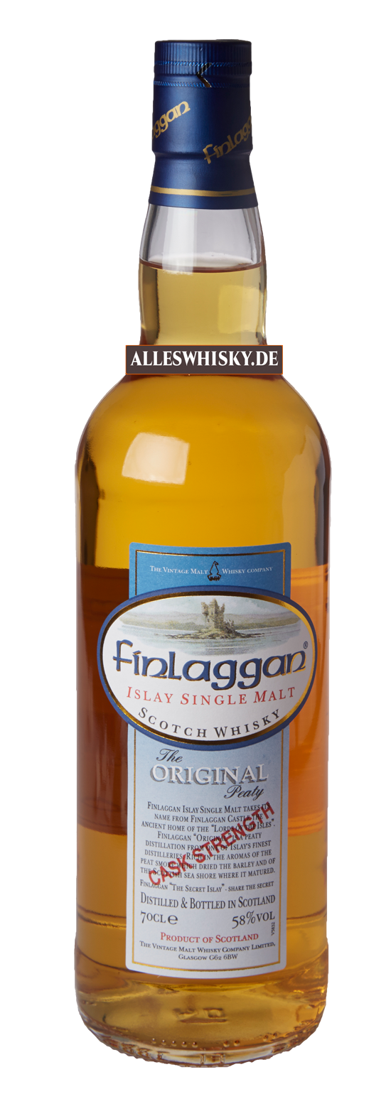 finlaggan original cask strength islay single malt scotch whisky 58 schottland kaufen. Black Bedroom Furniture Sets. Home Design Ideas