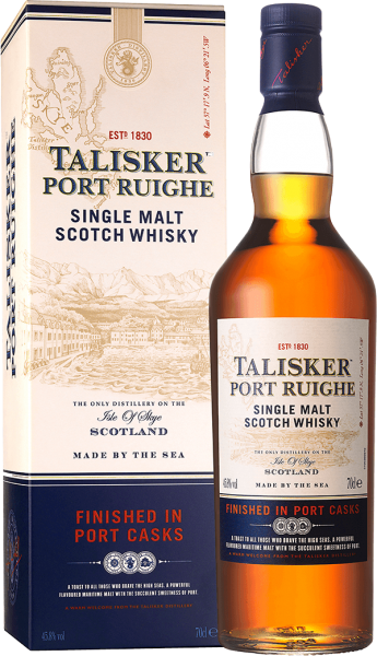Talisker Port Ruighe Island Single Malt Scotch Whisky 45,8% 0,7L