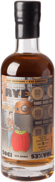 New York Distilling Company 2 y.o. Rye Spirit (That Boutique-y) Shop
