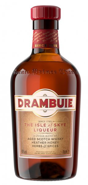 Drambuie The Isle of Skye Whisky Liqiueur 40% 0,7L