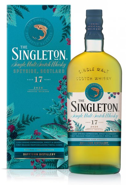 The Singleton of Dufftown 17 Jahre Special Release 2020 Whisky 55,1%