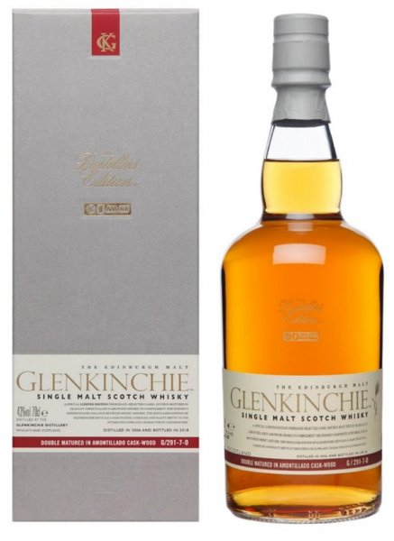 Glenkinchie Distillers Edition 2006 2018 Whisky 43% 0,7L