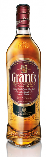 Grants The Family Reserve Whisky 40%