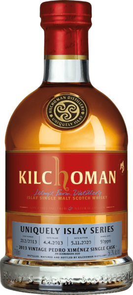 Kilchoman Uniquely Islay An Geamhradh 2020 PX Cask Whisky 56,3%