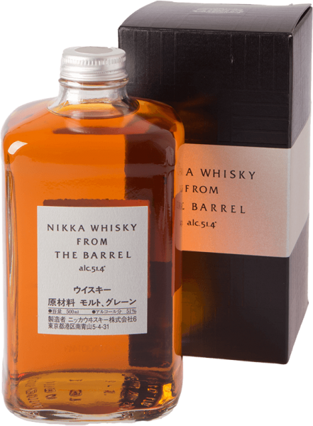 Nikka From the Barrel Whisky 51,4% 0,5L