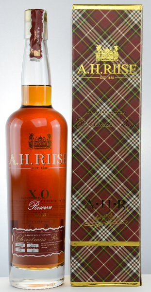 A.H. Riise Christmas Edition Rum 40% 0,7L