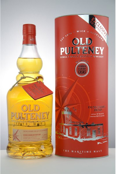 Old Pulteney Duncansby Head Lighthouse Whisky 46%