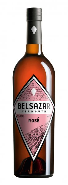 Belsazar Rose Vemouth 17,5% 0,75L