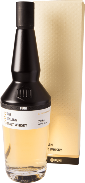 Puni Gold Single Malt Whisky 43% 0,7L