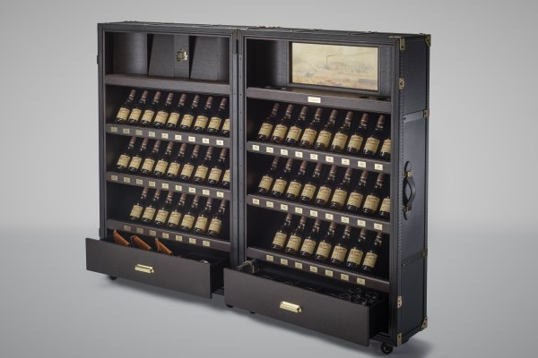 The Glenfarclas Family Trunk