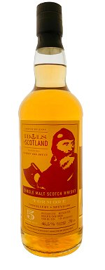 Tormore 5 Jahre 2015 Idols of Scotland Moscatel Cask Finish Whisky 46,5% 0,7L
