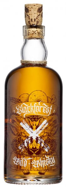 Blackforest Wild Whisky 42%