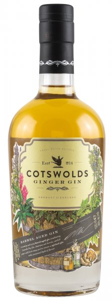 Cotwolds Ginger Gin 46 Prozent