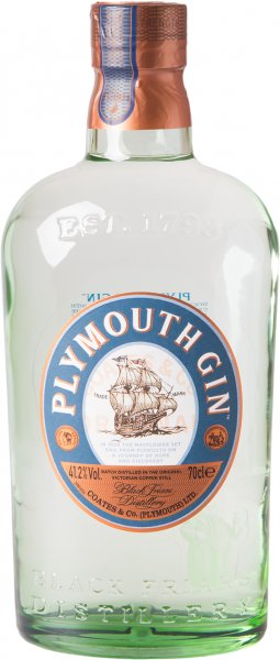 Plymouth Original Gin 41,2%
