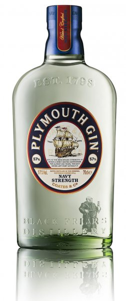 Plymouth Navy Strength Gin 57 Prozent
