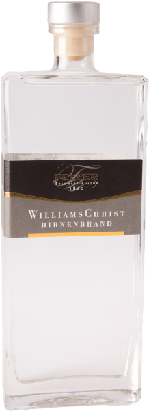 Feller Williams-Christ Birnenbrand 40% 0,5L