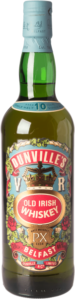 dunvilles-10-jahre-old-irish-malt-whiskey-very-rare-px-cask-46-prozent