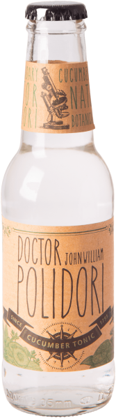 Doctor Polidori´s Cucumber Tonic Water