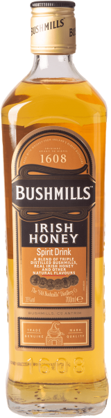 Bushmills Irish Honey 35% 0,7L Shop