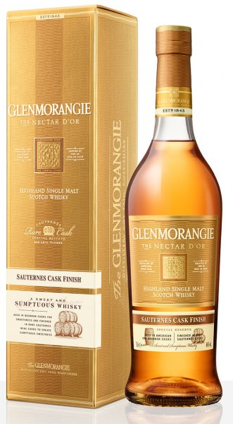 Glenmorangie The Nectar D´Or Sauternes Cask Whisky 46% 0,7L Shop