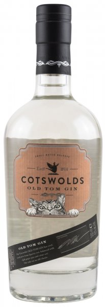 Cotswolds Old Tom Gin 42 Prozent