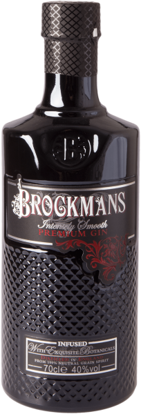 Brockmans Intensely Smooth Premium Gin 40% 0,7L Shop
