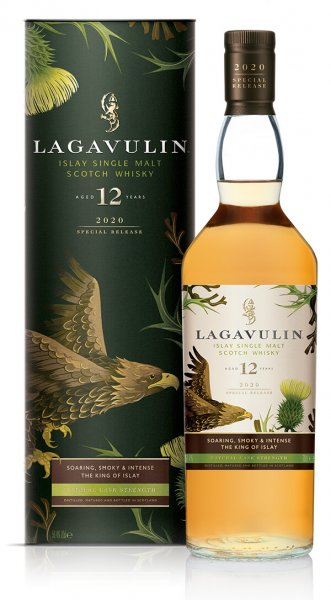 Lagavulin 12 Jahre Special Release 2020 Whisky 56,4%