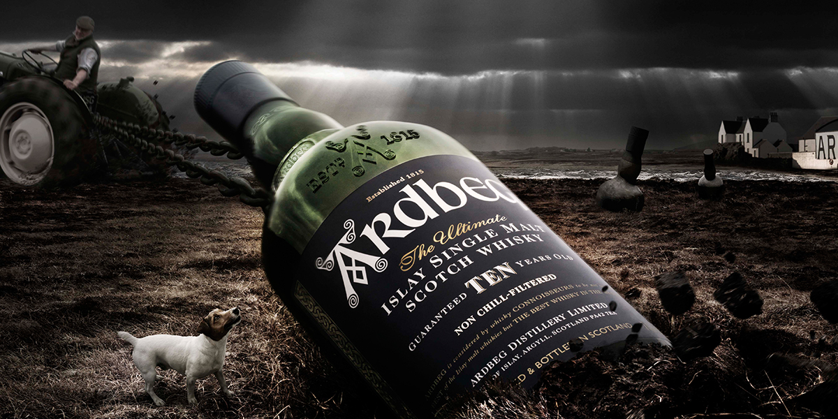 Ardbeg Distillery Whisky