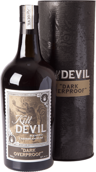 Kill Devil Dark Overproof Blended Rum 57%