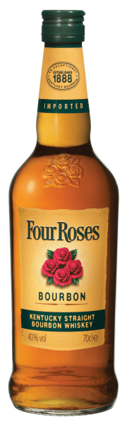 four-roses-yellow-label-40-prozent