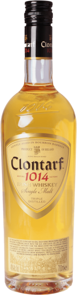clontarf-irish-single-malt -whiskey-40-prozent