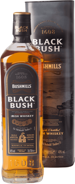 Bushmills Black Bush Whiskey 40% 0,7L Shop