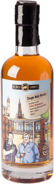 Feller 4 Jahre #1 Pineau des Charentes Finish Whisky (GLOCK SPIRITS)