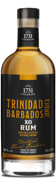 1731 Trinidad Barbados Jamaica XO Single Origin Rum 46% 0,7L