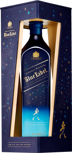 Johnnie Walker Blue Label Winter Edition 2016 Whisky 40%