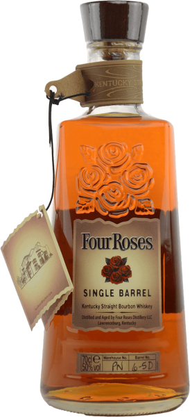 Four Roses Single Barrel Bourbon Whiskey 50 Prozent
